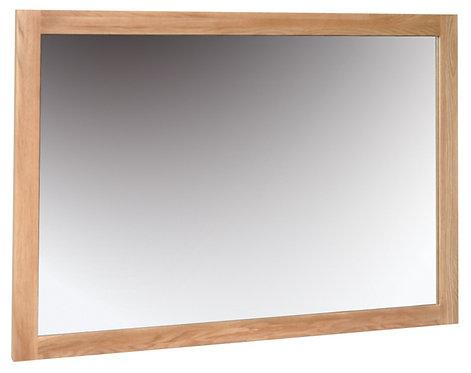 Devonshire Living New Oak NM30 Wall Mirror 1300 x 900
