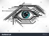 stock-vector-stylized-technology-eye-892