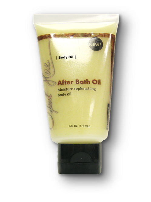 A B O aka...Luxury Line After Bath Oil solid sample