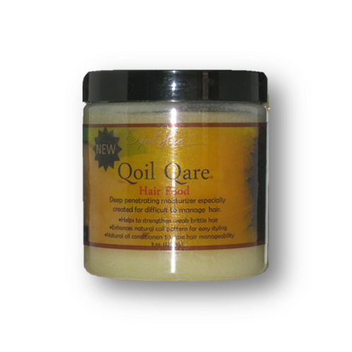 Qoil Qare Hair Food with Colloidal Oatmeal sample