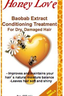 8 oz. Honey Love BAOBAB Extract Conditioner