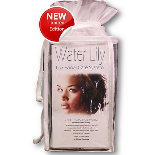 Water Lily 5 Piece Lux Facial Care System