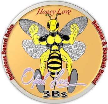 4 oz. Honey Love Bodacious Beard Balm