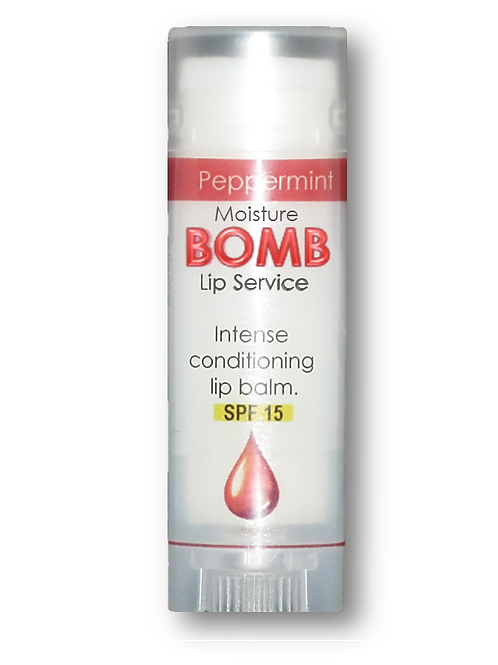 .15 oz Moisture BOMB Lip Service
