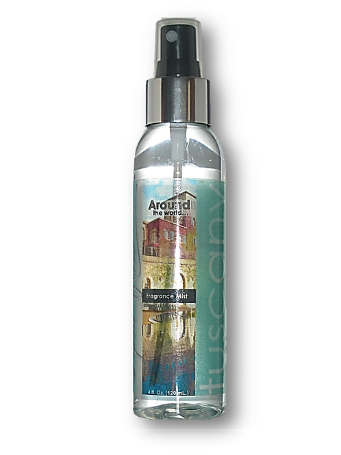 4 oz. Tuscany fragrance collection