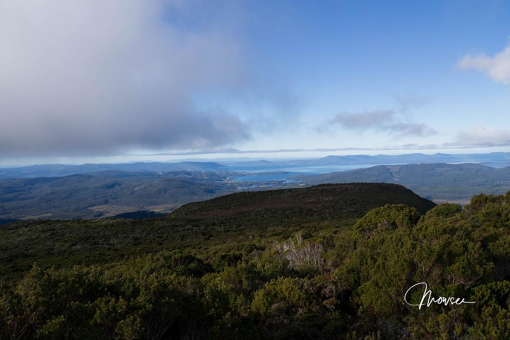 Adamsons Peak plateau