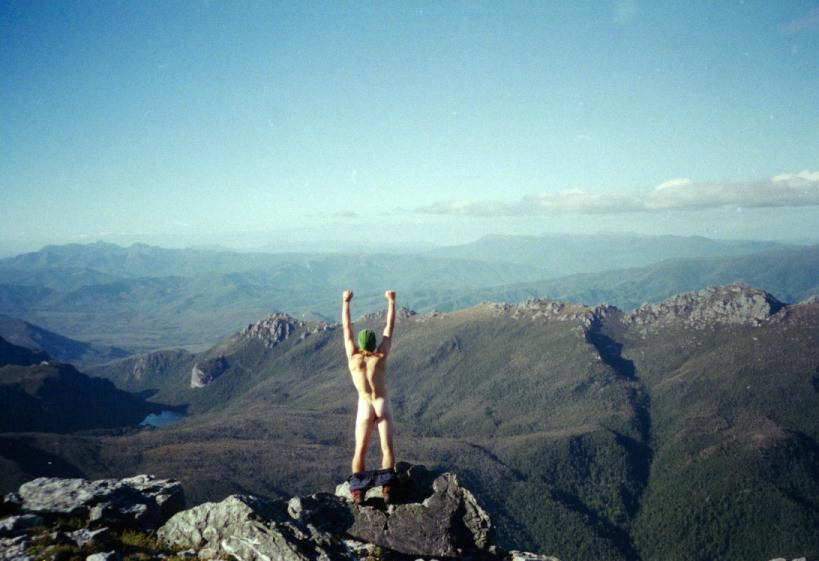 beware - nude french-canadians are about on the summit.