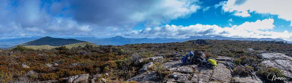 Marriotts Lookout Summit, Tasmania