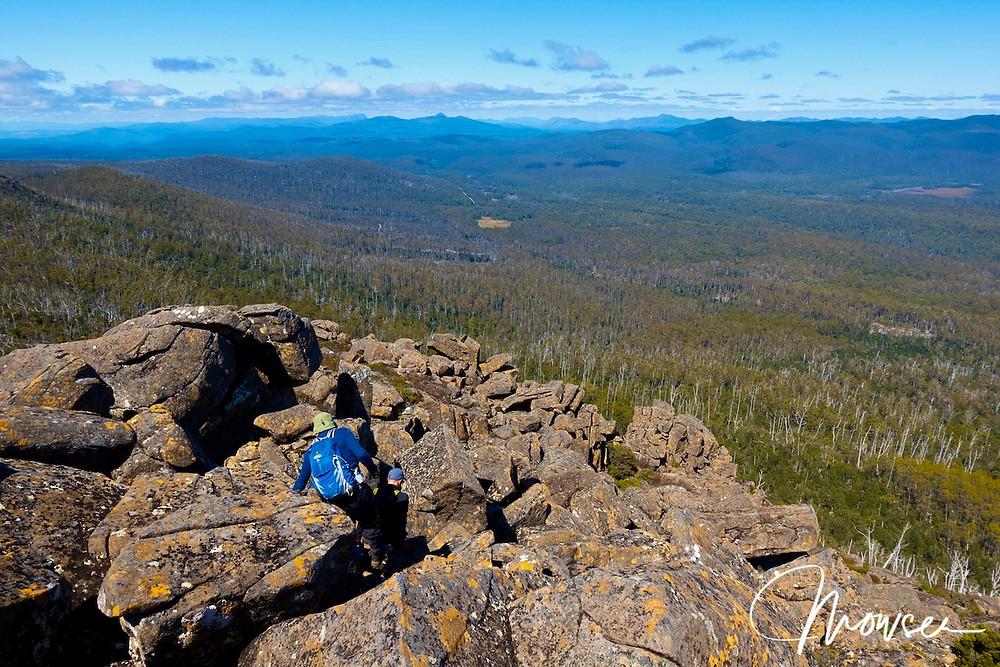 King William Range, Mt Gell, Cheyne Range and more