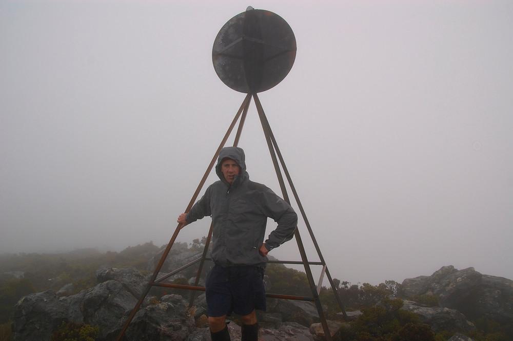 Mt Sprent Summit