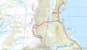 Rats Castle route