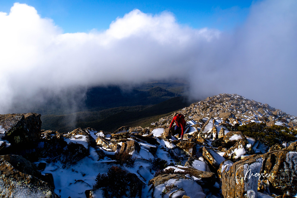 Adamsons Peak