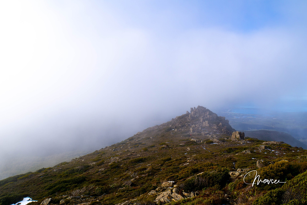 Adamsons Peak walk