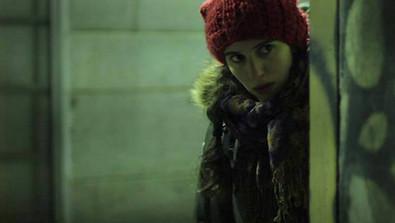 Tourner la nuit pour « Centre-ville 2h » d'Isabelle Gasse