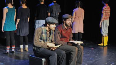 Article « À venir à l'Option-Théâtre... »