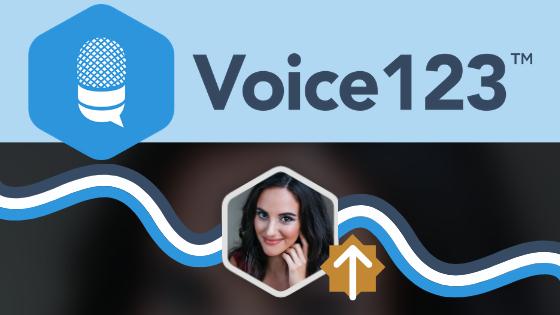 Démos de voix maintenant disponibles sur Voice123