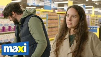 Maxi malaise à l'épicerie
