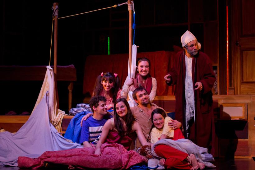 « La famille Pépin » à la Maison Théâtre