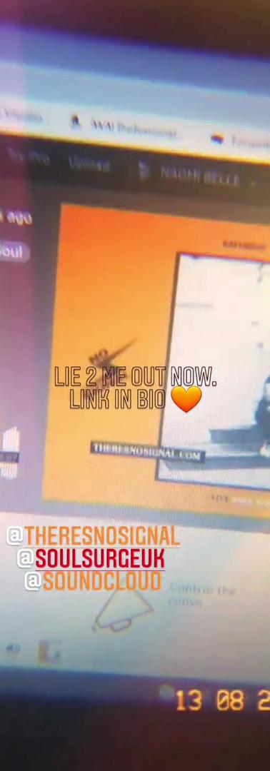 Lie 2 Me on No Signal
