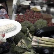 Chevre & Legumes