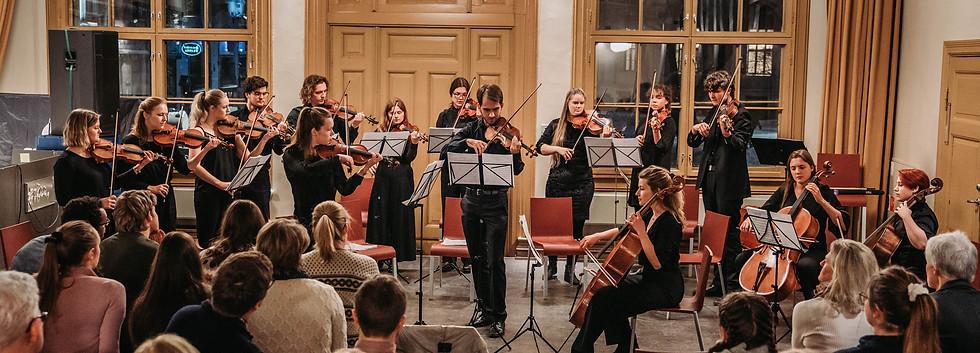 Studentorkesteret STRYK