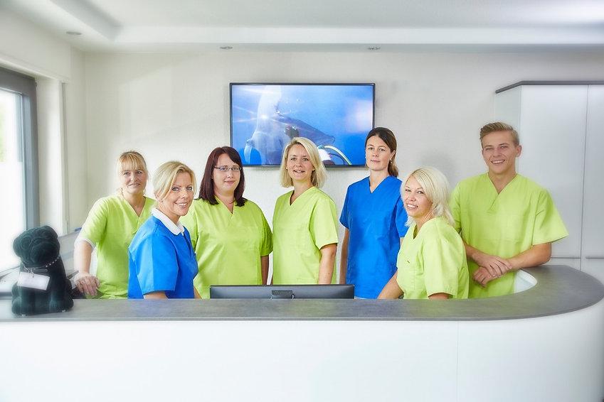 Dr.Silke Mehlhose-Koch und Ihr Team