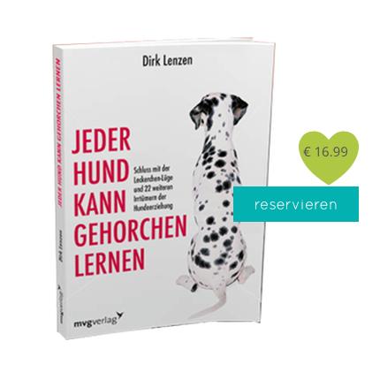 Dirk Lenzen. Jeder Hund kann