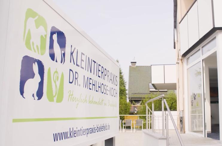 Kleintierpraxis Dr.Silke Mehlhose-Koch,Beckhausstrasse 173,33611 Bierlefeld