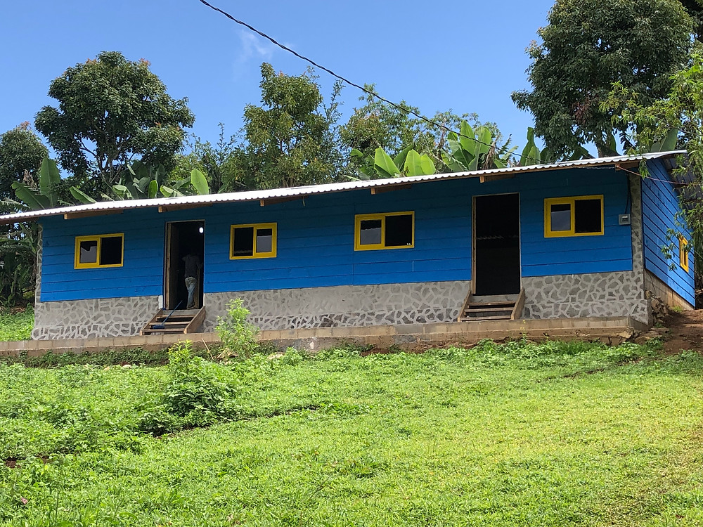 Dormitory for Bible Institute