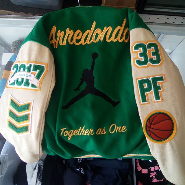Custom Letterman jackets . Our limit is your imagination.jpg