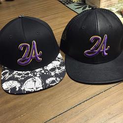 This LA24 style snap back $15.jpg