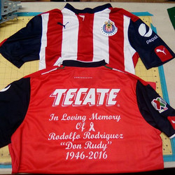 Customized soccer jerseys, contact us today for a quote on your next project