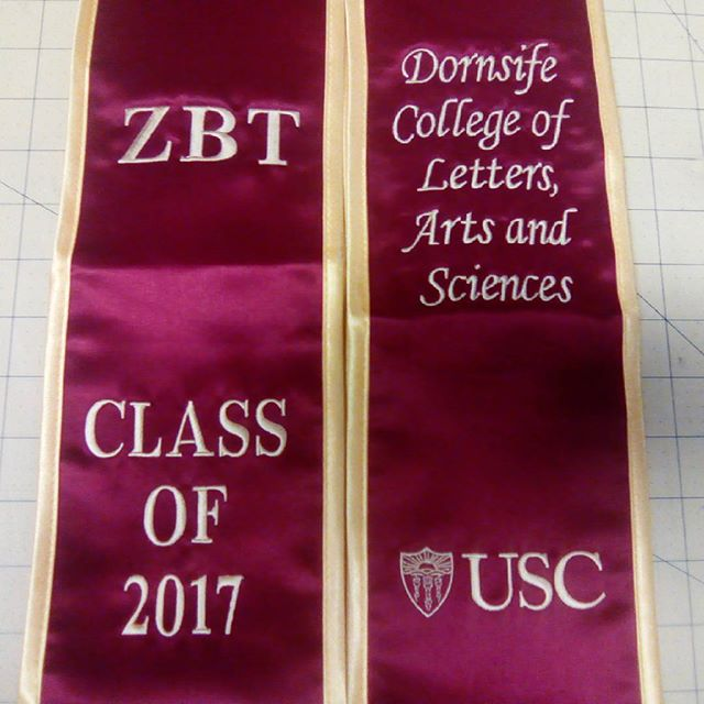 Missed the cutoff for your school sash order_ Premiere has you covered, rush services available for