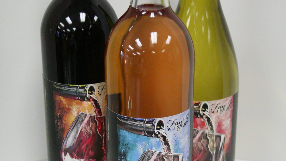 Fay J's Custom Wine