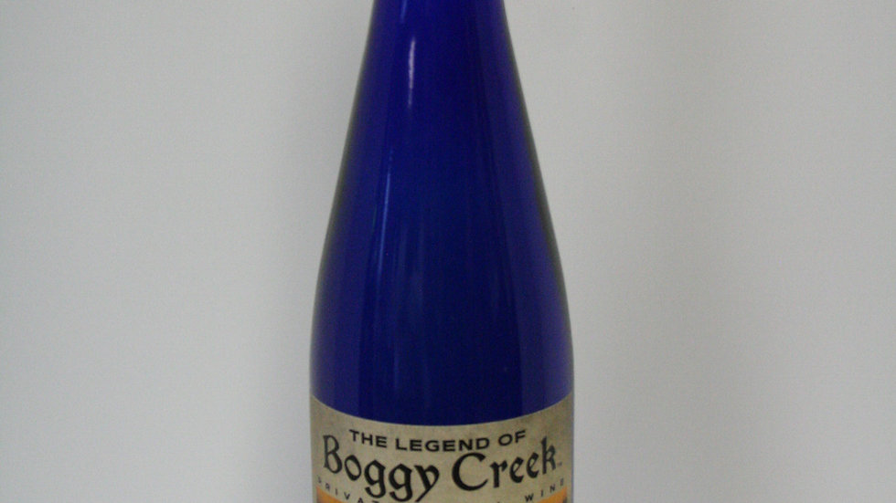 Custom Label- Boggy Creek