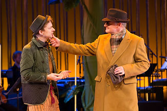 Wart Kamps in 'Into the Woods'