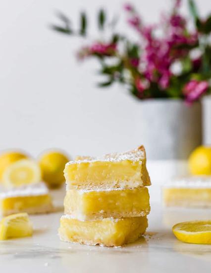 Lemon Bars (Calories 112Kcal )