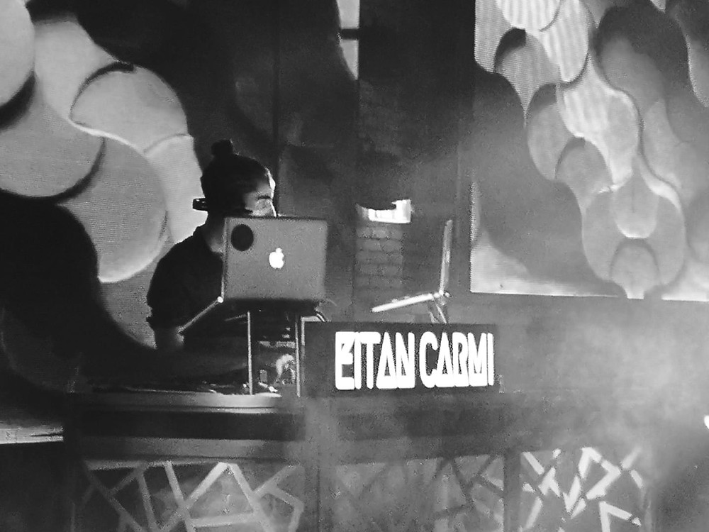 dj eitan carmi wedding party