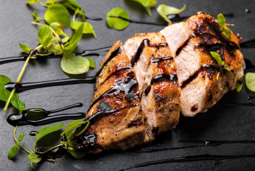 Balsamic Chicken (Calories 210.0)