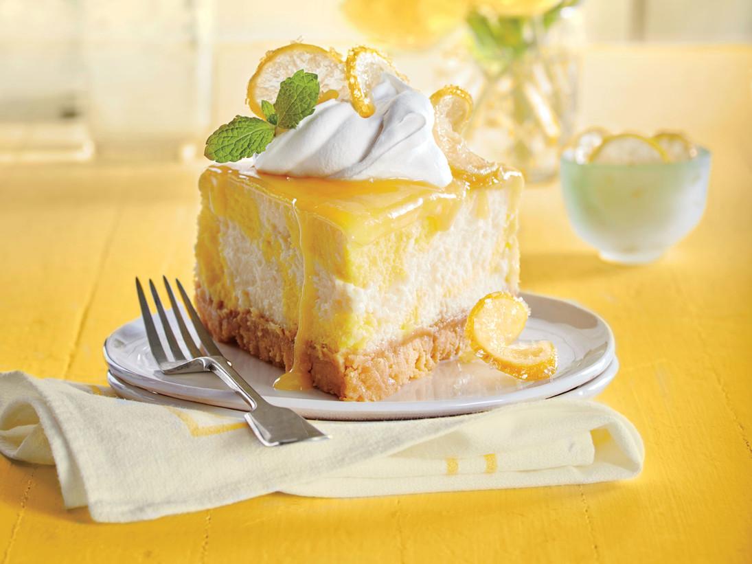 Lemon Cheesecake (Calories 250.0)