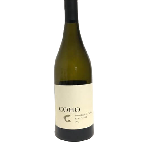 Coho Stanly Ranch Pinot Noir