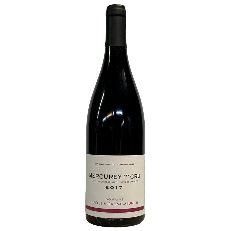 Domaine Meunier Mercurey Rouge