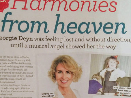 Spirit & Destiny Magazine Article
