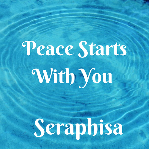 Peace Starts With You