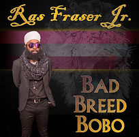 Ras Fraser Bad Breed Bobo Cover Purple (