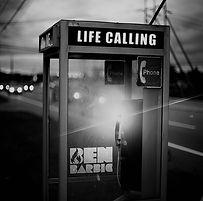 Ben Barbic - Life Calling (Art_b&W).jpg
