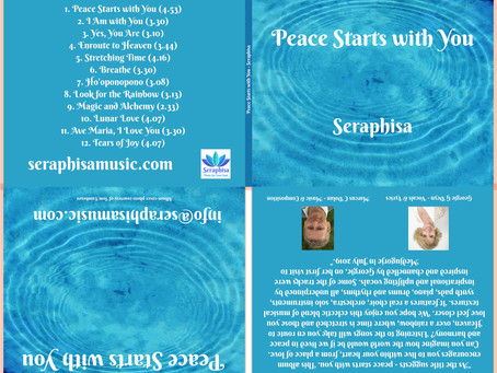 New Album! 'Peace Starts with You'