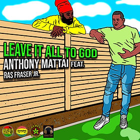 Leave it all To God Anthony Mattai Cver