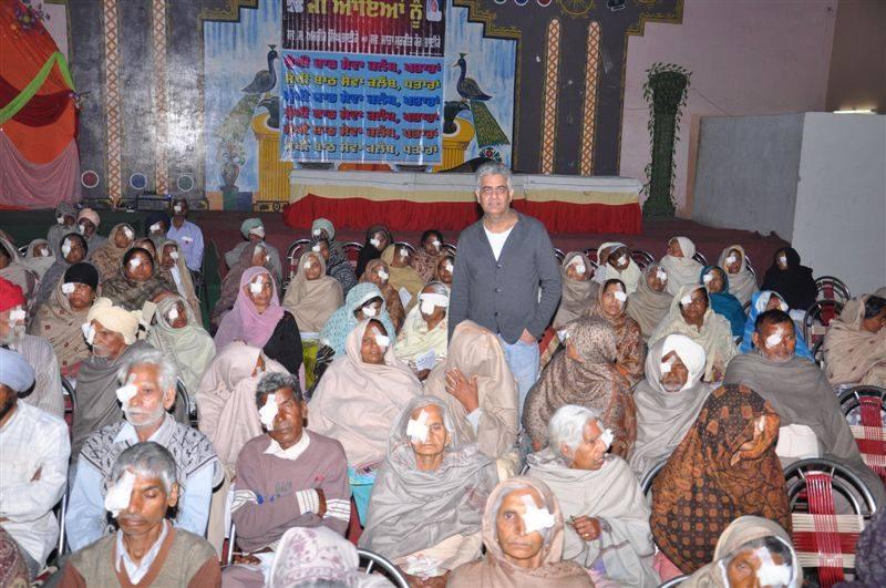 India Eye Camps - Sukhi Bath Foundation