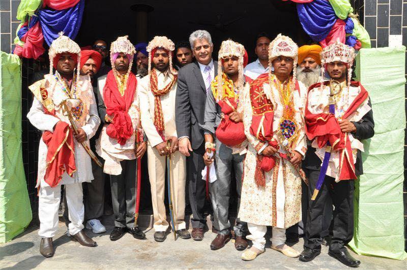 Indian Weddings - Sukhi Bath Foundation